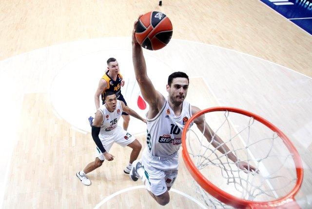 ευρωλίγκα παναθηναϊκος μπασκετ