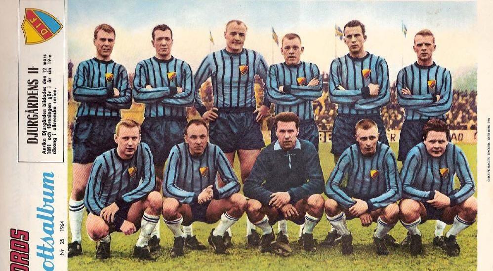 τζουργκάρντεν 1964
