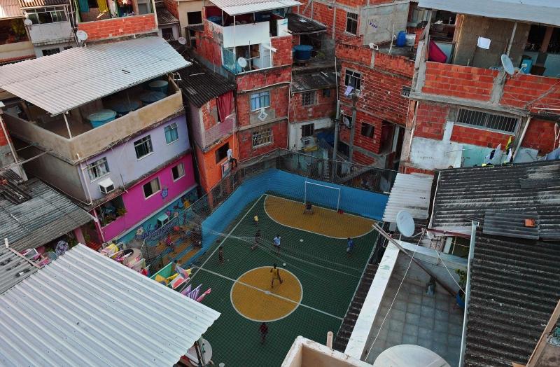 Βραζιλία - φαβέλες