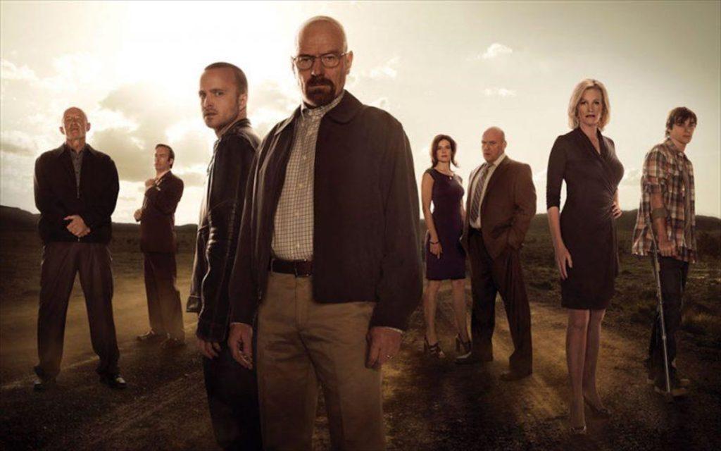 Breaking Bad - Tv series