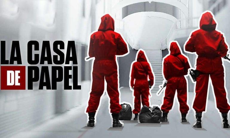 La Casa de Papel - tv series