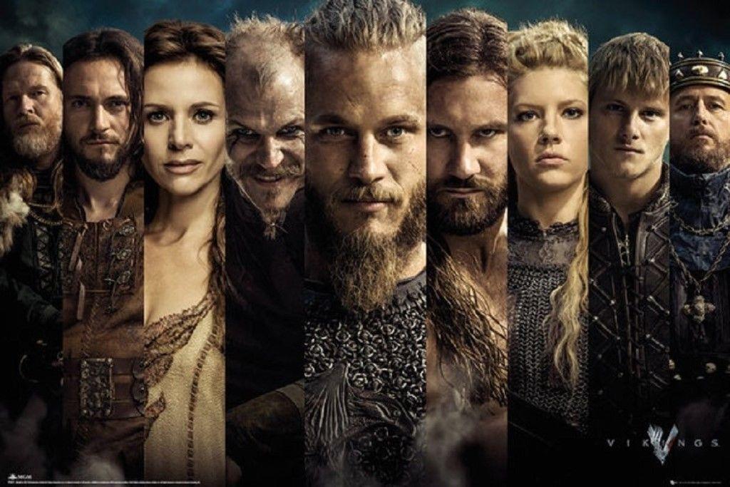 Vikings - tv series