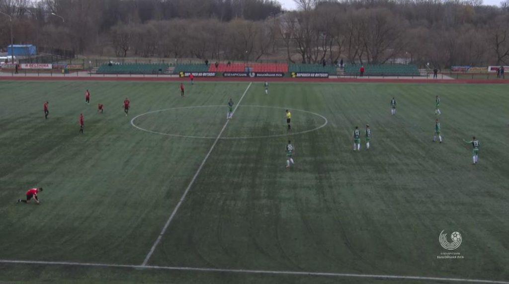 Λευκορωσία - ποδόσφαιρο - κορονοϊός