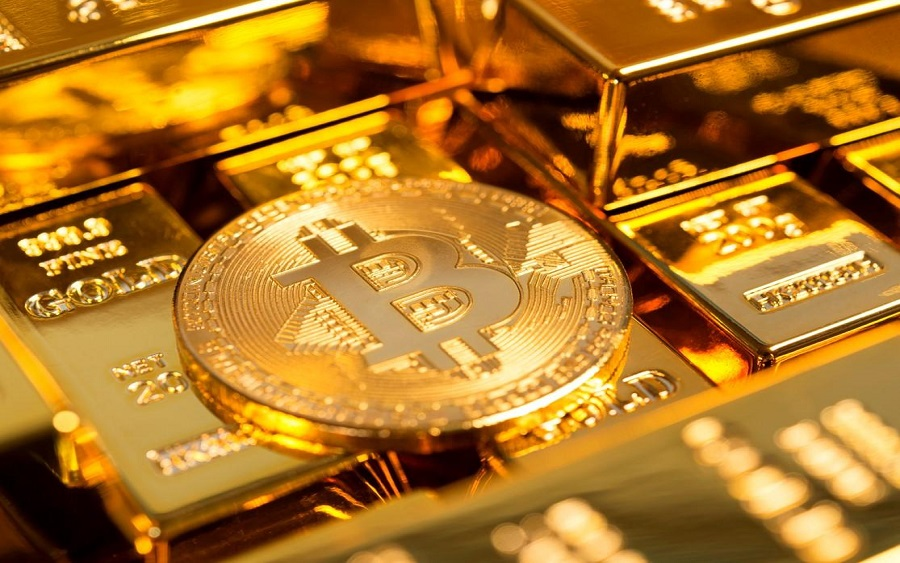 Bitcoin - cryptocurrency