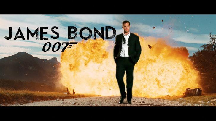 Τζέιμι Ντόρναν - James Bond 007