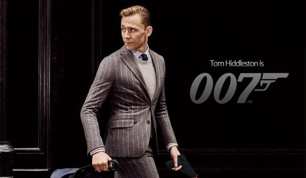 Τομ Χίντλστοουν - James Bond