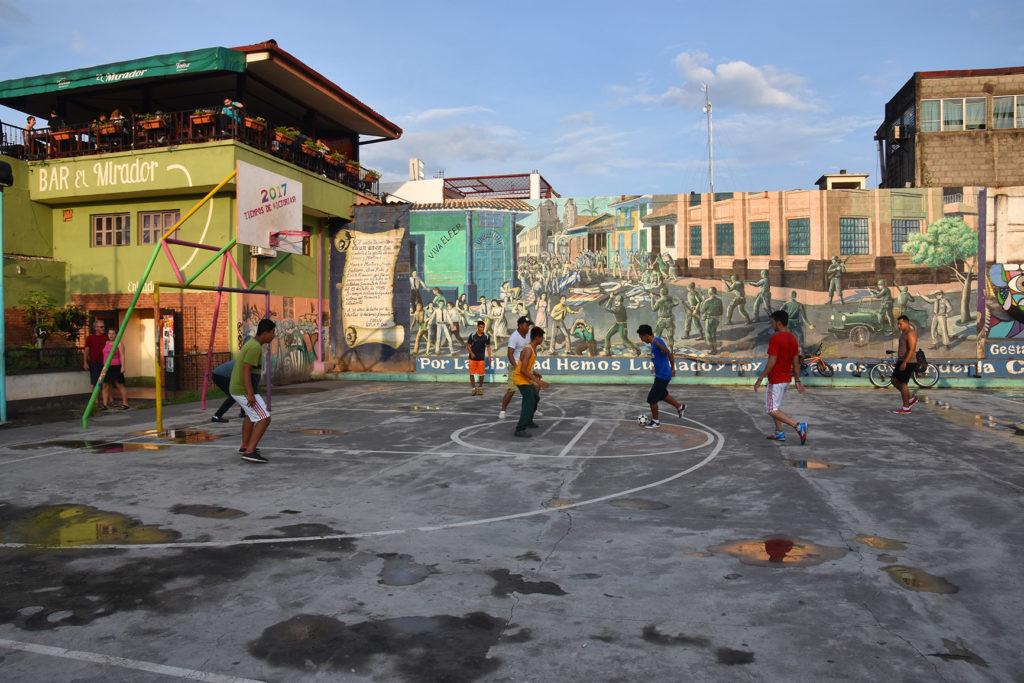 ποδόσφαιρο στη Νικαράγουα