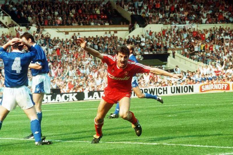 Λίβερπουλ - Έβερτον FA Cup 1989 3-2 Ίαν Ρας