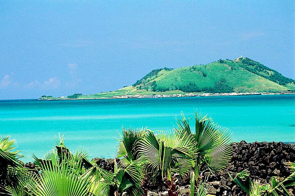 Η Γιεγιού θεωρείται η Χαβάη της Κορέας.