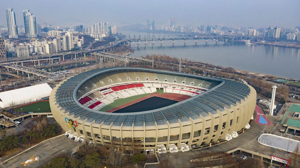 Δεν γεμίζει από ομάδα της Κ-Λιγκ 2 το Ολυμπιακό στάδιο της Σεούλ