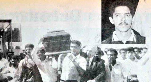 Η κηδεία του Άλβαρο Ορτέγα, του διαιτητή του Αμέρικα Κάλι - Ιντεπεντιέντε Μεντεγίν 3-2
