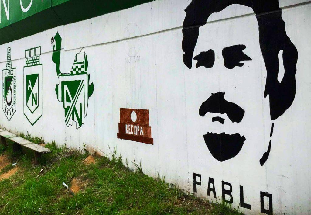 Τεράστια η επιρροή του Πάμπλο Εσκομπάρ στο ποδοσφαιρικό γίγνεσθαι του Μεντεγίν
