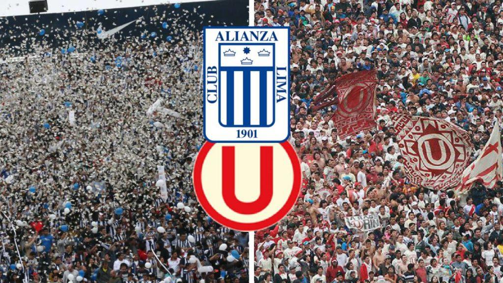 Αλιάνσα Λίμα και Ουνβερσιτάριο, το Σουπερκλάσικο ντε Περού, οι ομάδες με τους περισσότερους τίτλους και τον περισσότερο κόσμο στη χώρα