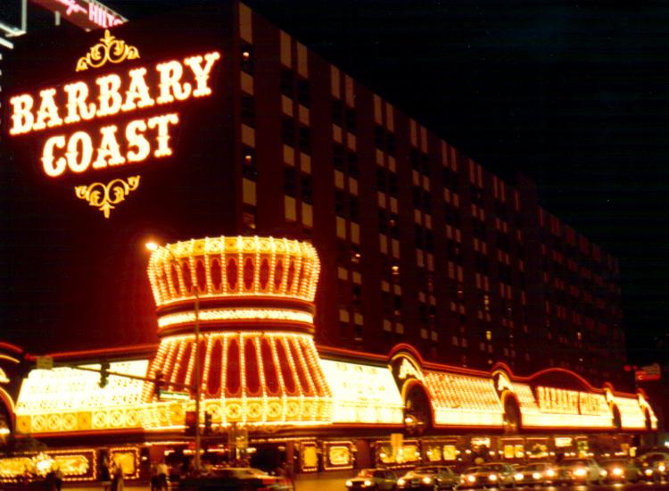 Το καζίνο Μπάρμπαρι Κόουστ στο Λας Βέγκας από το οποίο ξεκίνησε να ξετυλίγεται το κουβάρι με τα στημένα παιχνίδια του Αριζόνα Στέιτ