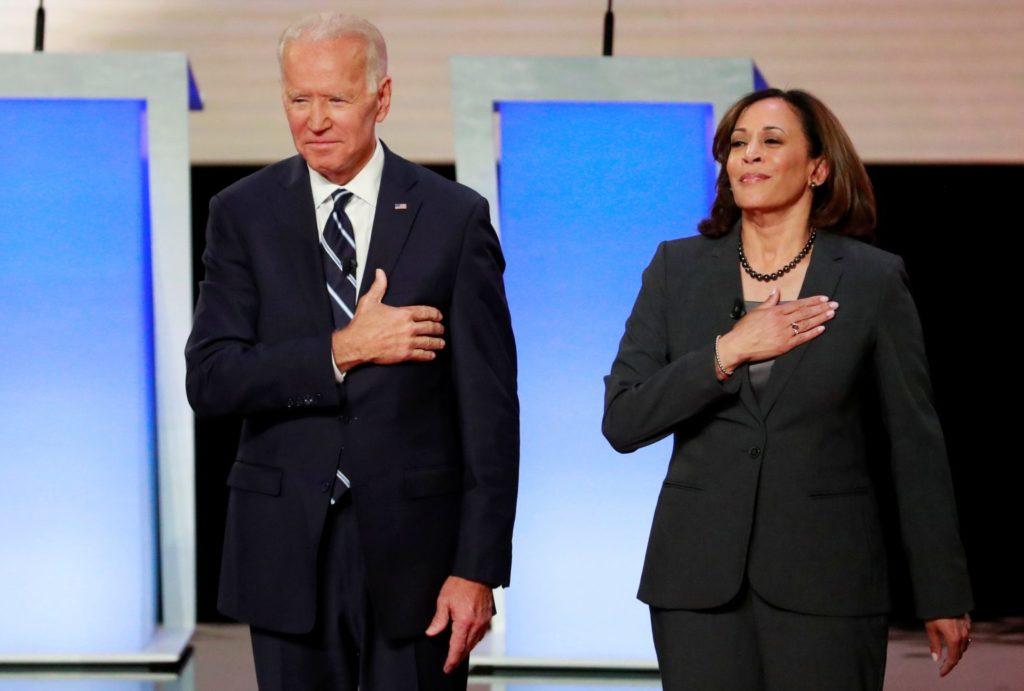 Τζο Μπάιντεν και Καμάλα Χάρις. Παραπάνω από τίμιες οι αποδόσεις για χρίσμα αντιπροεδρίας στη Χάρις