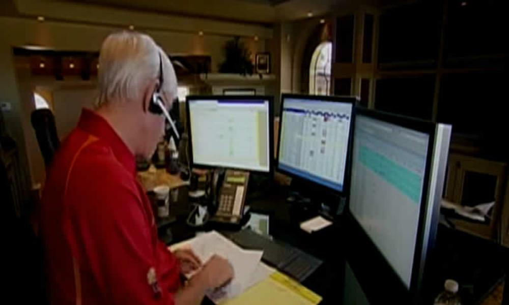 Ο Μπίλι Γουόλτερς και οι... αριθμοί (χάντικαπ) του Computer Group στις οθόνες