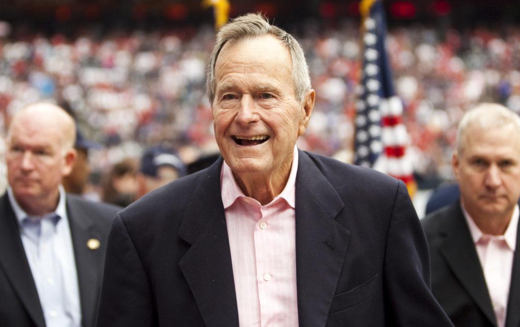 Ο Τζορτζ Μπους ο Πρεσβύτερος τελευταίος εν ενεργεία Πρόεδρος που έχασε τις εκλογές των ΗΠΑ