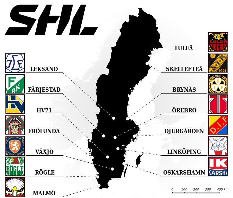 Σουηδικό πρωτάθλημα χόκεϊ επί πάγκου
